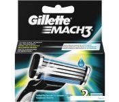 Сменное лезвие Gillette Mach3 (2 шт)