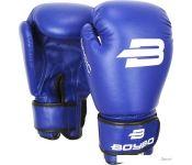 Перчатки для единоборств BoyBo Basic 10 OZ (синий)