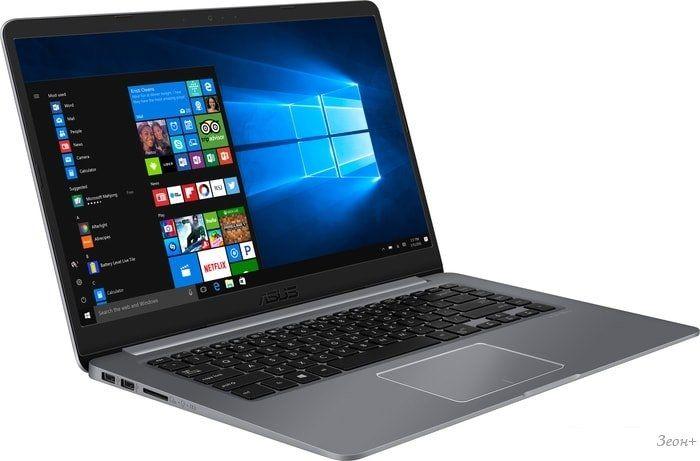 Ноутбук ASUS VivoBook S15 S510UF-BQ556