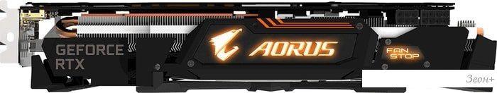 Видеокарта Gigabyte Aorus GeForce RTX 2060 Xtreme 6GB GDDR6 GV-N2060AORUS X-6GC