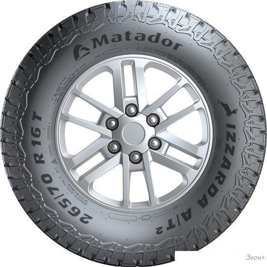 Автомобильные шины Matador MP 72 Izzarda A/T2 225/75R16 108H