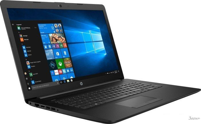 Ноутбук HP 17-by1020ur 5VZ42EA