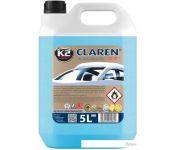 Стеклоомывающая жидкость K2 Claren -22°C 5л