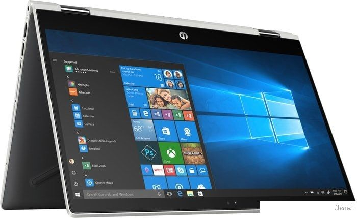 Ноутбук HP Pavilion x360 14-cd1011ur 5SU77EA