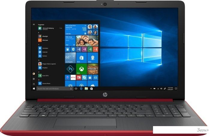 Ноутбук HP 15-db0213ur 4MH70EA