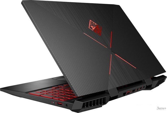 Ноутбук HP OMEN 15-dc0018ur 4HE99EA