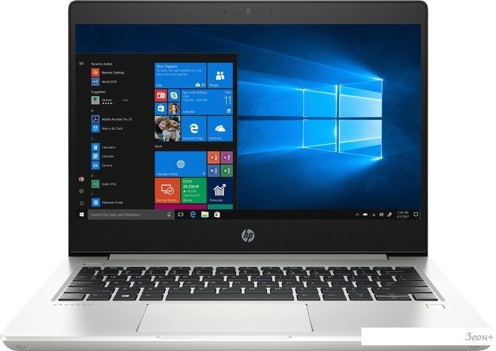 Ноутбук HP ProBook 430 G6 6BN86ES
