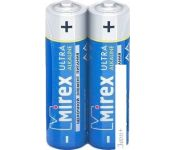 Батарейки Mirex Ultra Alkaline AA 2 шт LR6-S2