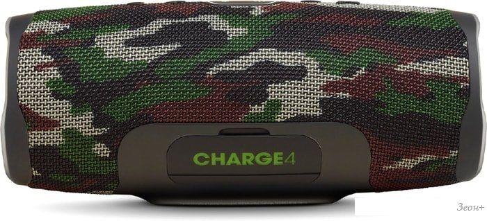 Беспроводная колонка JBL Charge 4 (камуфляж)