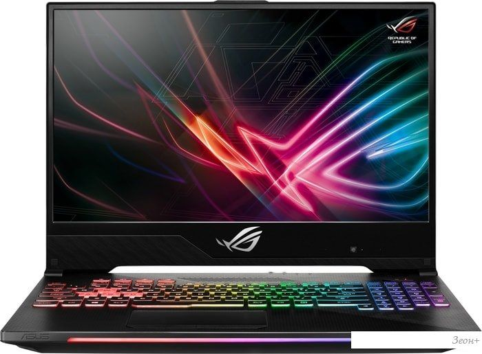 Ноутбук ASUS ROG Strix SCAR II GL504GS-ES125T