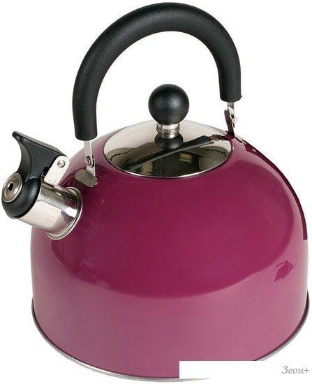 Чайник со свистком Endever Aquarelle-302