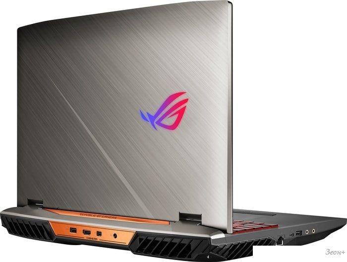 Ноутбук ASUS ROG Chimera G703GS-E5057