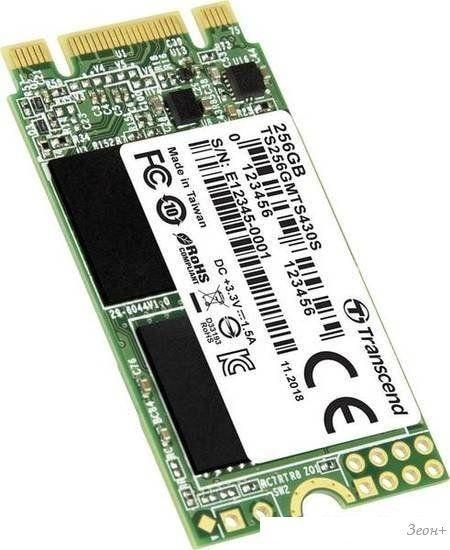 SSD Transcend 430S 256GB TS256GMTS430S
