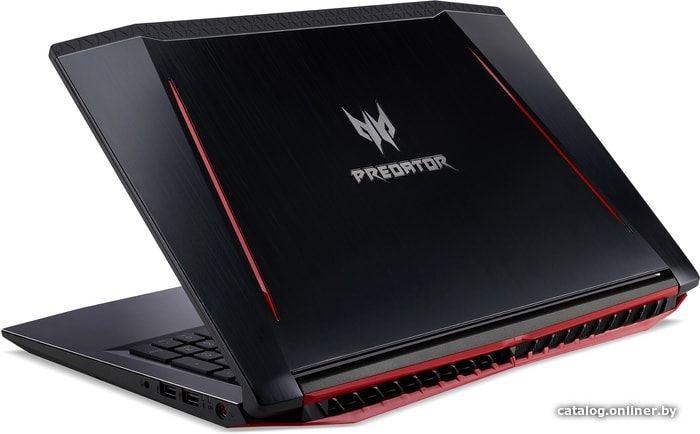 Ноутбук Acer Predator Helios 300 PH315-51-79PE NH.Q3HER.012
