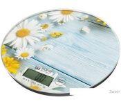 Кухонные весы Home Element HE-SC933 (летние цветы)