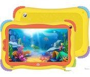 Планшет Digma Optima Kids 7 TS7203RW 16GB (желтый)