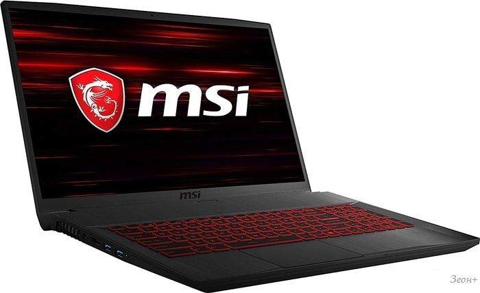 Ноутбук MSI GF75 8RC-208XRU Thin
