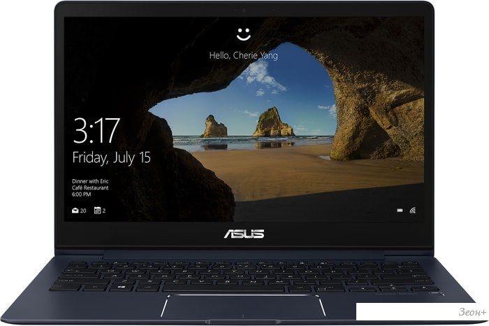 Ноутбук ASUS ZenBook 13 UX331UN-EG050R