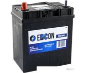 Автомобильный аккумулятор EDCON DC35300L (35 А·ч)