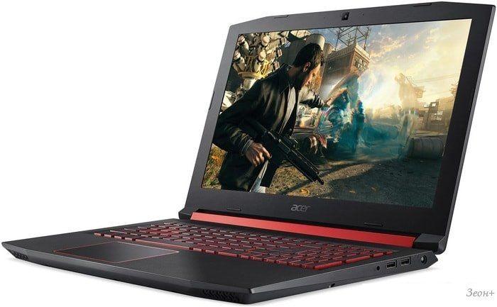 Ноутбук Acer Nitro 5 AN515-52-72S7 NH.Q3XER.022