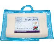 Ортопедическая подушка Фабрика сна Memory-1 (51.5x33)