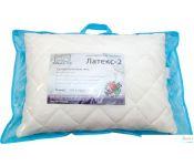 Ортопедическая подушка Фабрика сна Латекс-2 (70x50)