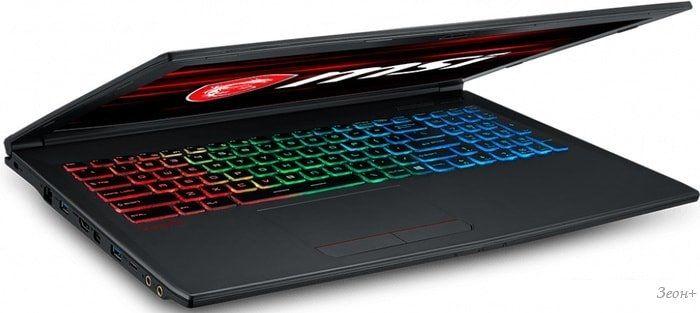 Ноутбук MSI GF62 8RD-279XRU