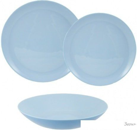 Набор тарелок Luminarc Diwali P2962