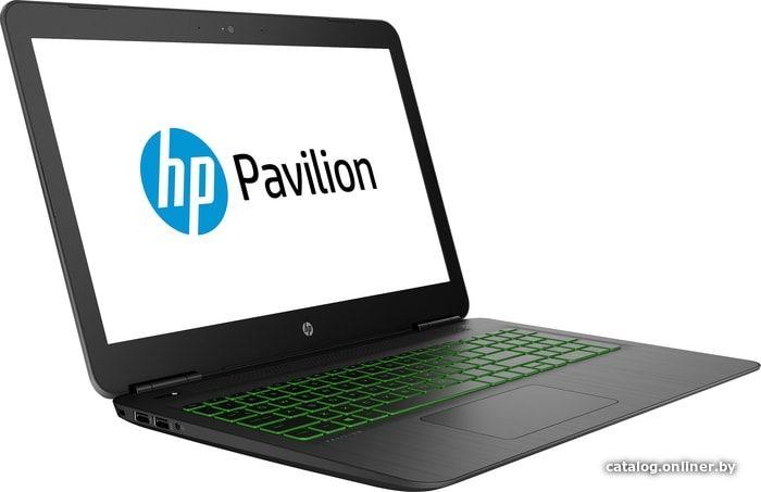 Ноутбук HP Pavilion 15-bc460ur 6RQ91EA