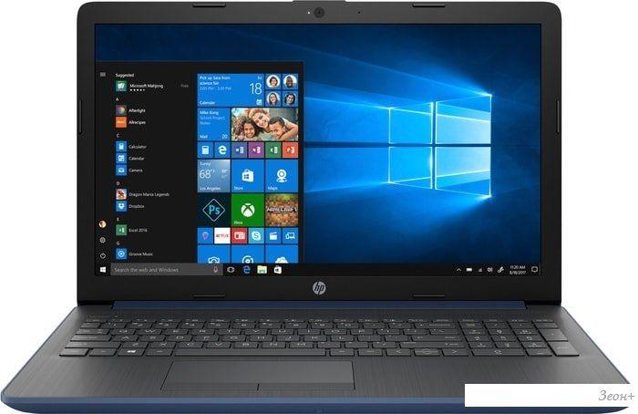 Ноутбук HP 15-db0395ur 6LD06EA