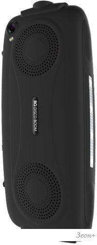 Мобильный телефон BQ-Mobile BQ-2825 Disco Boom (черный)
