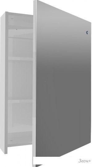 АВН Шкаф с зеркалом Эко+ 50 13.31