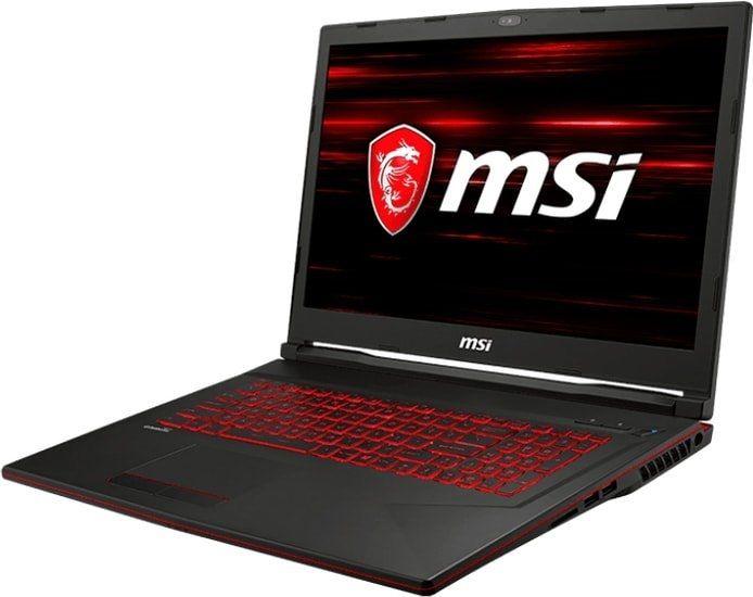 Ноутбук MSI GL73 9SEK-295XRU