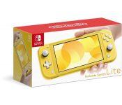 Игровая приставка Nintendo Switch Lite (желтый)