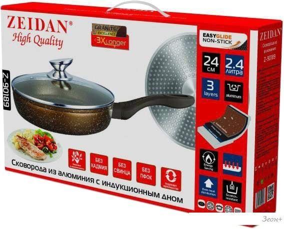 Сковорода ZEIDAN Z-90189