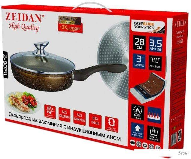 Сковорода ZEIDAN Z-90191