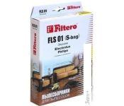 Многоразовый мешок Filtero FLS 01(S-bag) (4) Эконом