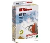 Многоразовый мешок Filtero FLY 02 (4) Эконом