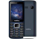 Мобильный телефон Nobby 230 (синий)