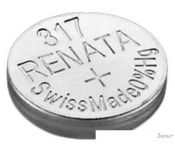 Батарейки Renata 317
