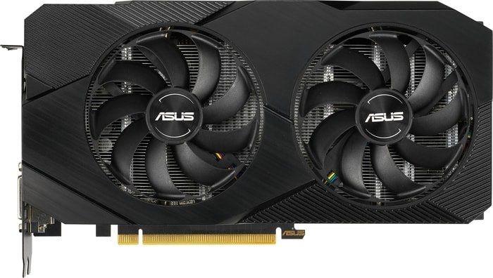 Видеокарта ASUS Dual GeForce RTX 2060 EVO 6GB GDDR6 DUAL-RTX2060-6G-EVO