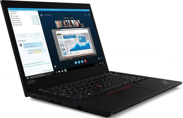Ноутбук Lenovo ThinkPad L490 20Q50027RT