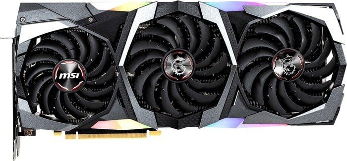 Видеокарта MSI GeForce RTX 2080 Super Gaming X Trio 8GB GDDR6