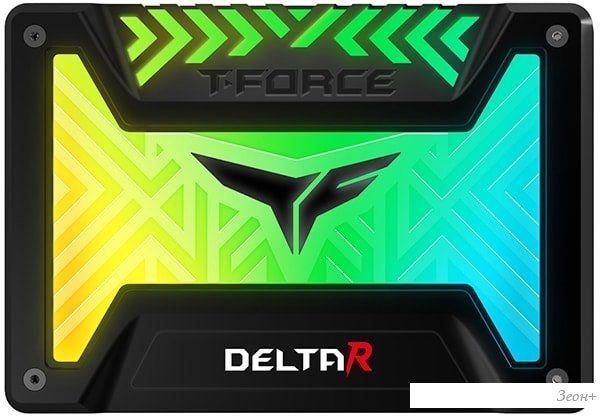 SSD Team Delta R RGB USB 9 pin 250GB T253TR250G3C315