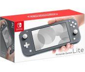 Игровая приставка Nintendo Switch Lite (серый)