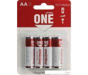 Батарейки SmartBuy One AA 2 шт. SOBZ-2A04S-Eco