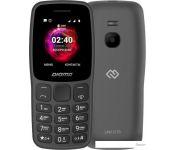 Мобильный телефон Digma Linx C170 (серый)