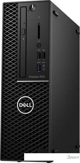 Компактный компьютер Dell Precision SFF 3431-6954