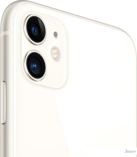 Смартфон Apple iPhone 11 128GB (белый)