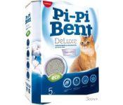 Наполнитель Pi-Pi Bent DeLuxe Clean cotton 5 кг